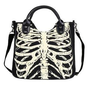 Handbags - Ribcage purse